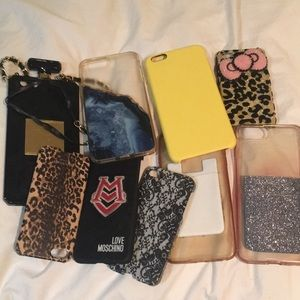 Old iPhone cases